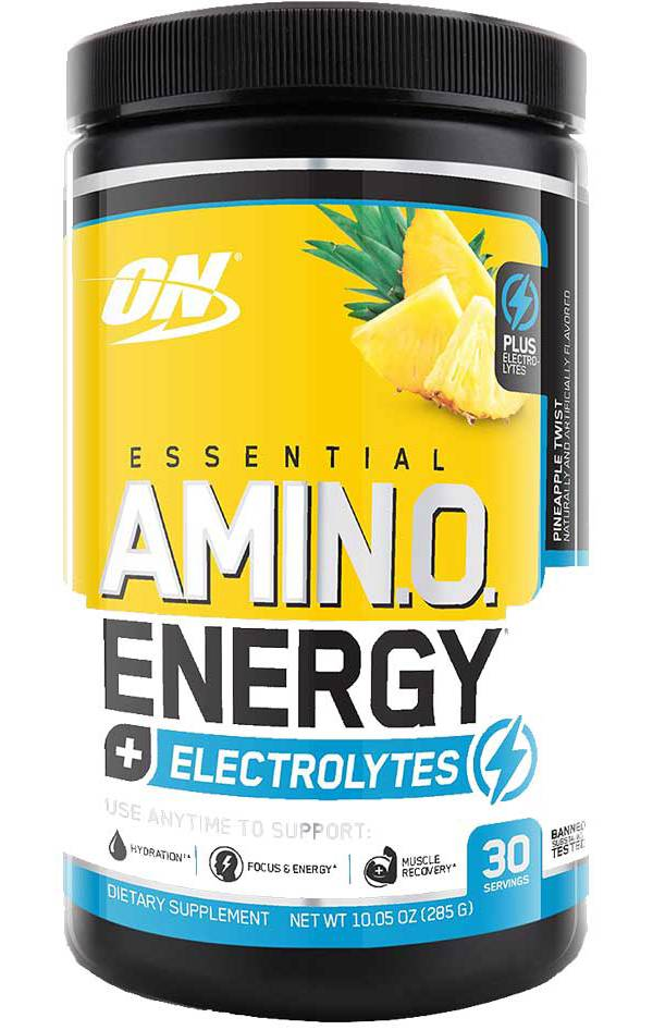 Optimum Nutrition Essential Amino Energy Pineapple 30 Servings product image