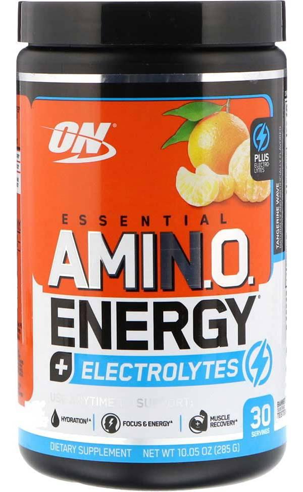 Optimum Nutrition Essential Amino Energy Tangerine 30 Servings product image