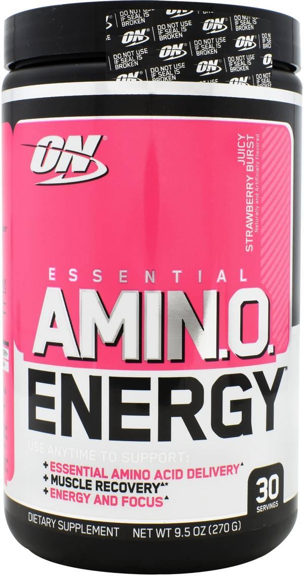Optimum Nutrition Essential Amino Energy Strawberry Burst 30 Servings product image