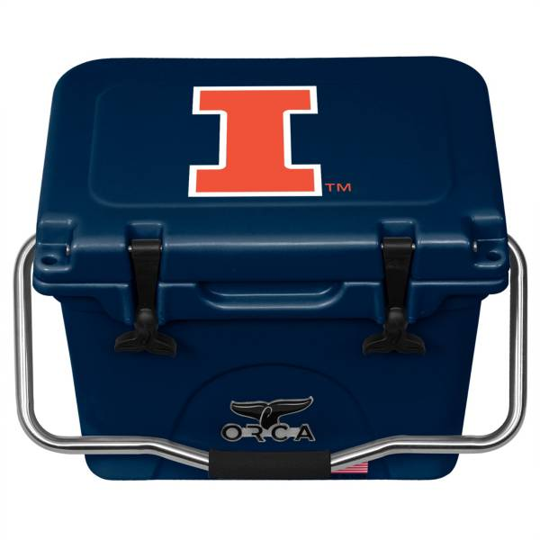 ORCA Illinois Fighting Illini 20qt. Cooler product image