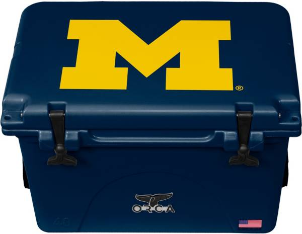 ORCA Michigan Wolverines 40qt. Cooler product image