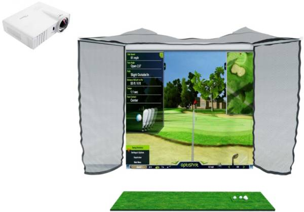 OptiShot Golf In A Box Pro Golf Simulation Kit product image
