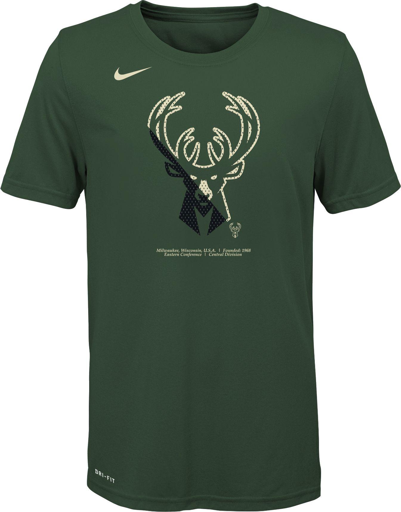 milwaukee bucks shirt
