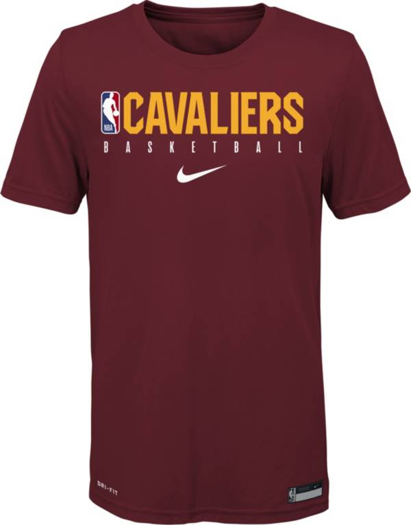 Nike Youth Cleveland Cavaliers Dri-FIT Practice T-Shirt product image