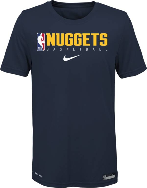 Nike Youth Denver Nuggets Dri-FIT Practice T-Shirt product image