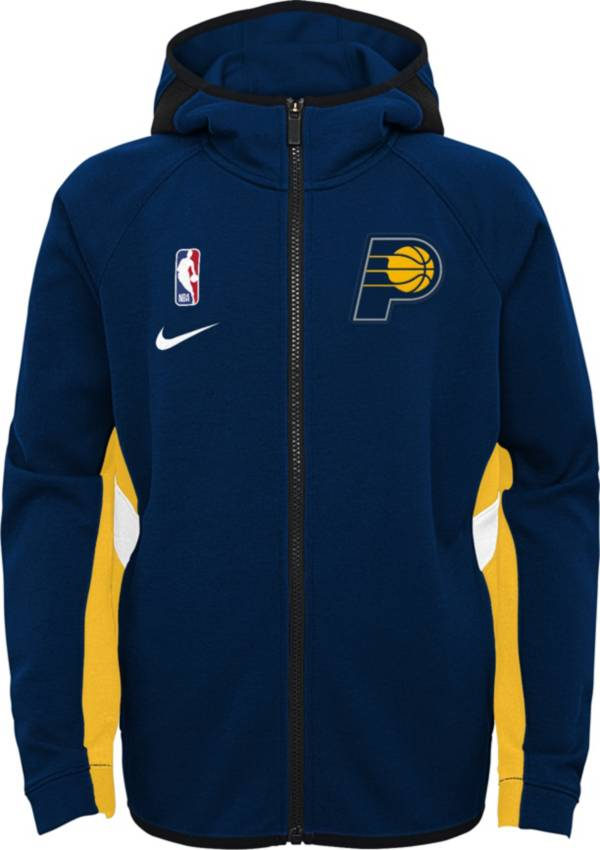 Nike Youth Indiana Pacers On-Court Therma Flex Showtime Full-Zip Hoodie product image