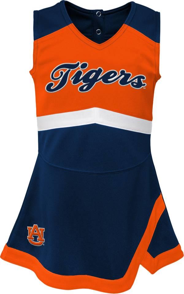 Gen2 Youth Girls' Auburn Tigers Blue Cheer Captain 2-Piece Jumper Dress product image