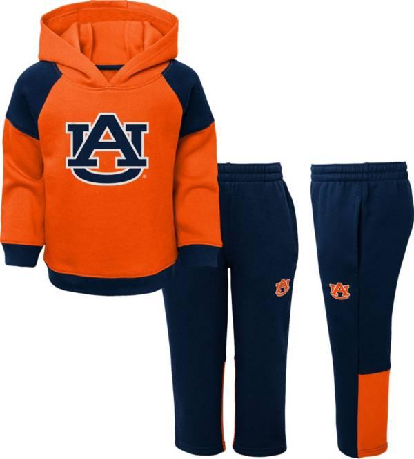 Gen2 Toddler Boys' Auburn Tigers Orange/Blue Sideline 2-Piece Fleece Set product image