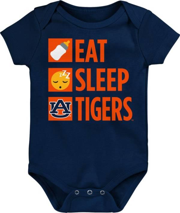 Gen2 Infant Auburn Tigers Blue Daily Agenda Creeper product image