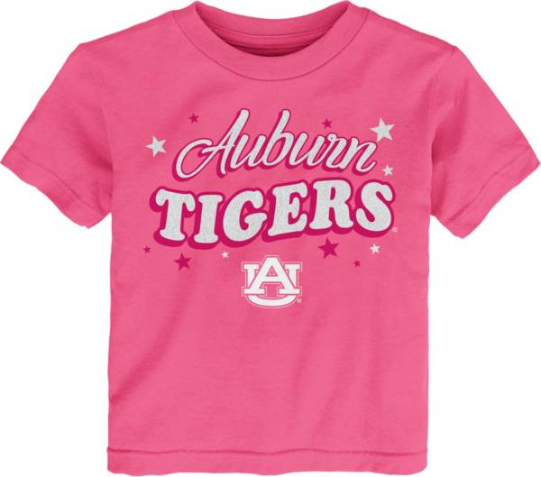 Gen2 Toddler Girls' Auburn Tigers Pink My Team T-Shirt product image