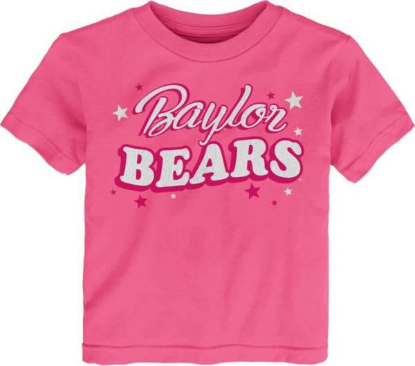 Gen2 Toddler Girls' Baylor Bears Pink My Team T-Shirt product image