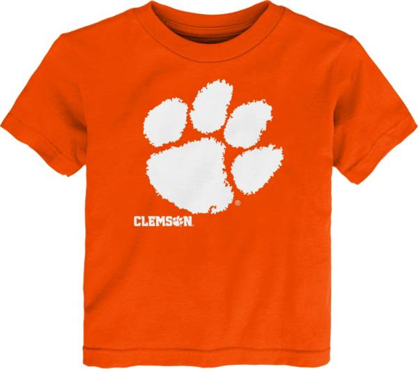 Gen2 Toddler Clemson Tigers Orange Headshot T-Shirt product image