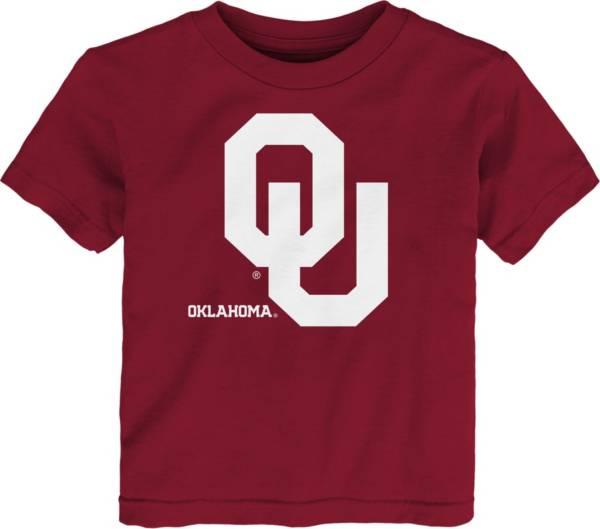 Gen2 Toddler Oklahoma Sooners Crimson Headshot T-Shirt product image