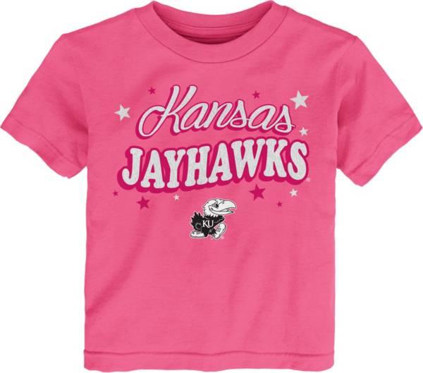 Gen2 Toddler Girls' Kansas State Wildcats Pink My Team T-Shirt product image