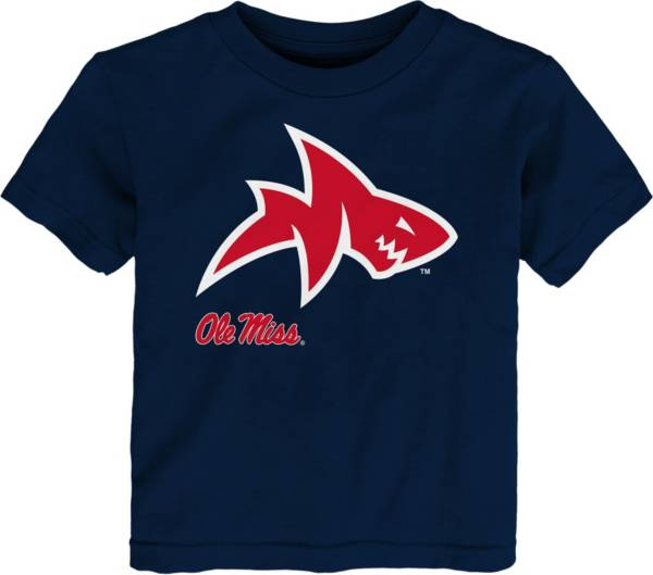 Gen2 Toddler Ole Miss Rebels Blue Headshot T-Shirt product image