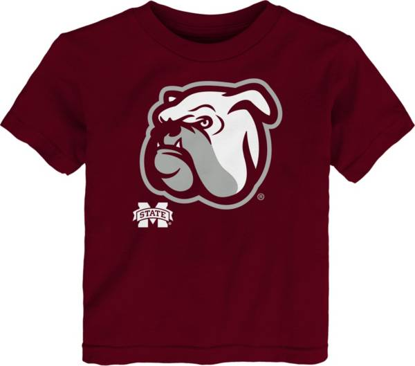 Gen2 Toddler Mississippi State Bulldogs Maroon Headshot T-Shirt product image