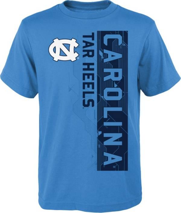 Gen2 Boys' North Carolina Tar Heels Carolina Blue Challenger T-Shirt product image