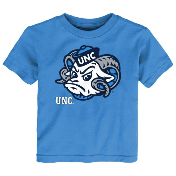 Gen2 Toddler North Carolina Tar Heels Carolina Blue Headshot T-Shirt product image