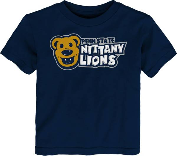 Gen2 Toddler Penn State Nittany Lions Blue Headshot T-Shirt product image