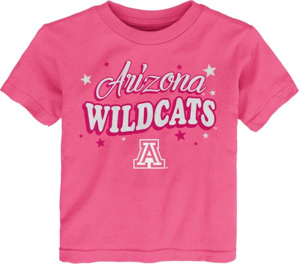 Gen2 Toddler Girls' Arizona Wildcats Pink My Team T-Shirt product image