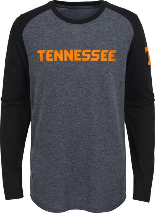 Gen2 Youth Tennessee Volunteers Grey First String Long Sleeve T-Shirt product image