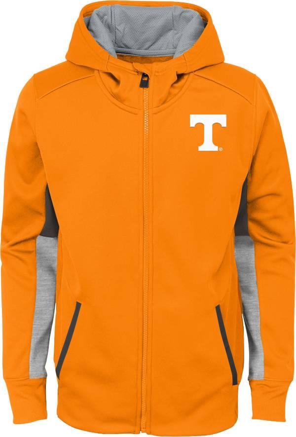 Gen2 Youth Tennessee Volunteers Tennessee Orange Full-Zip Performance Hoodie product image
