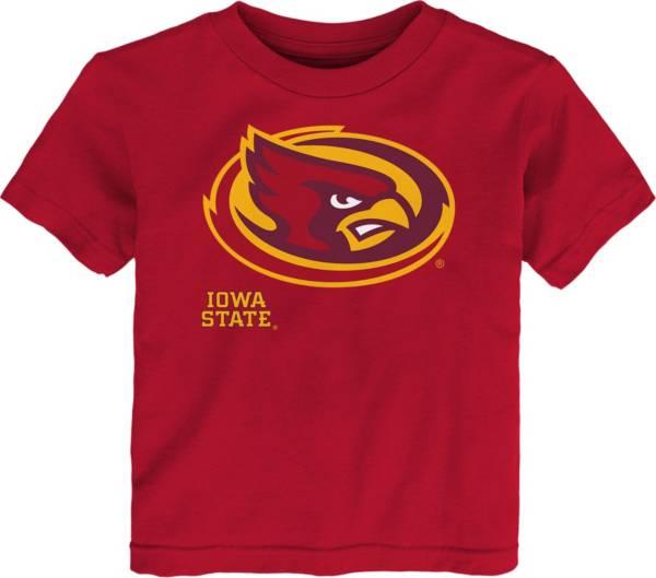 Gen2 Toddler Iowa State Cyclones Cardinal Headshot T-Shirt product image