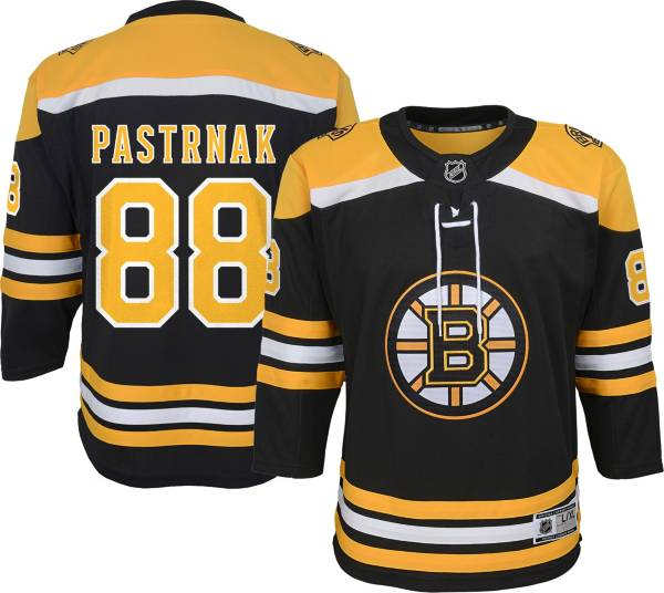 NHL Youth Boston Bruins David Pastrnak #88 Premier Home Jersey product image