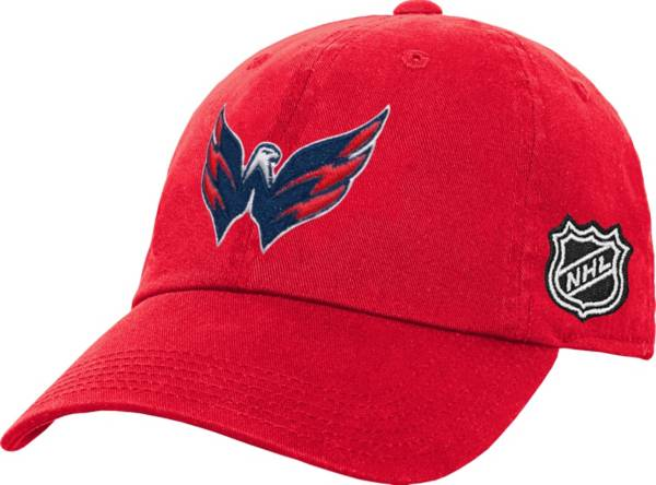 NHL Youth Washington Capitals Basic Adjustable Hat product image