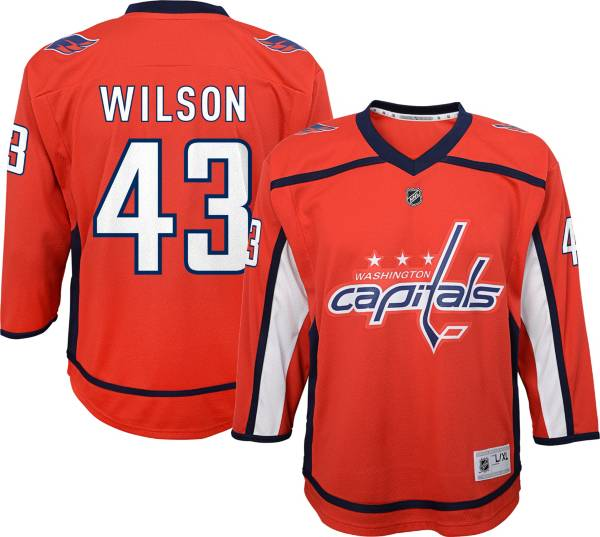 NHL Youth Washington Capitals Tom Wilson #43 Replica Home Jersey product image