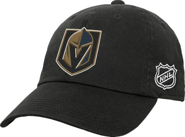 NHL Youth Vegas Golden Knights Basic Adjustable Hat product image