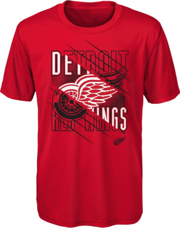 NHL Youth Detroit Red Wings Underneath Red Performance T-Shirt product image