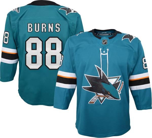 NHL Youth San Jose Sharks Brent Burns #88 Premier Home Jersey product image