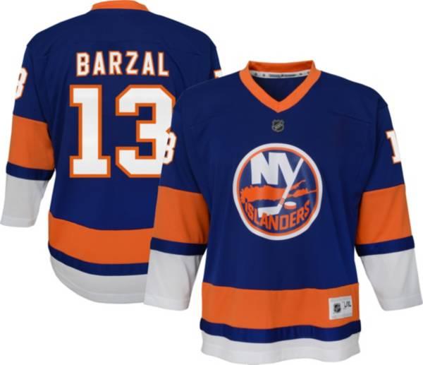 NHL Youth New York Islanders Mathew Barzal #13 Replica Home Jersey product image