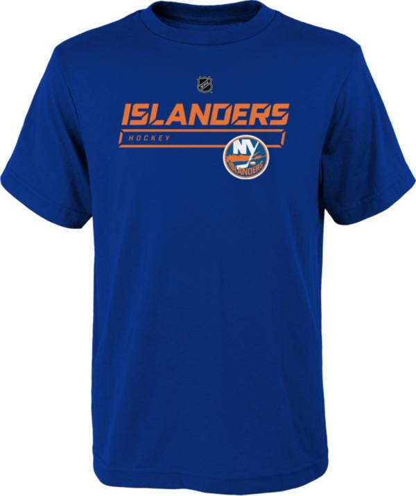NHL Youth New York Islanders On Ice Royal Performance T-Shirt product image