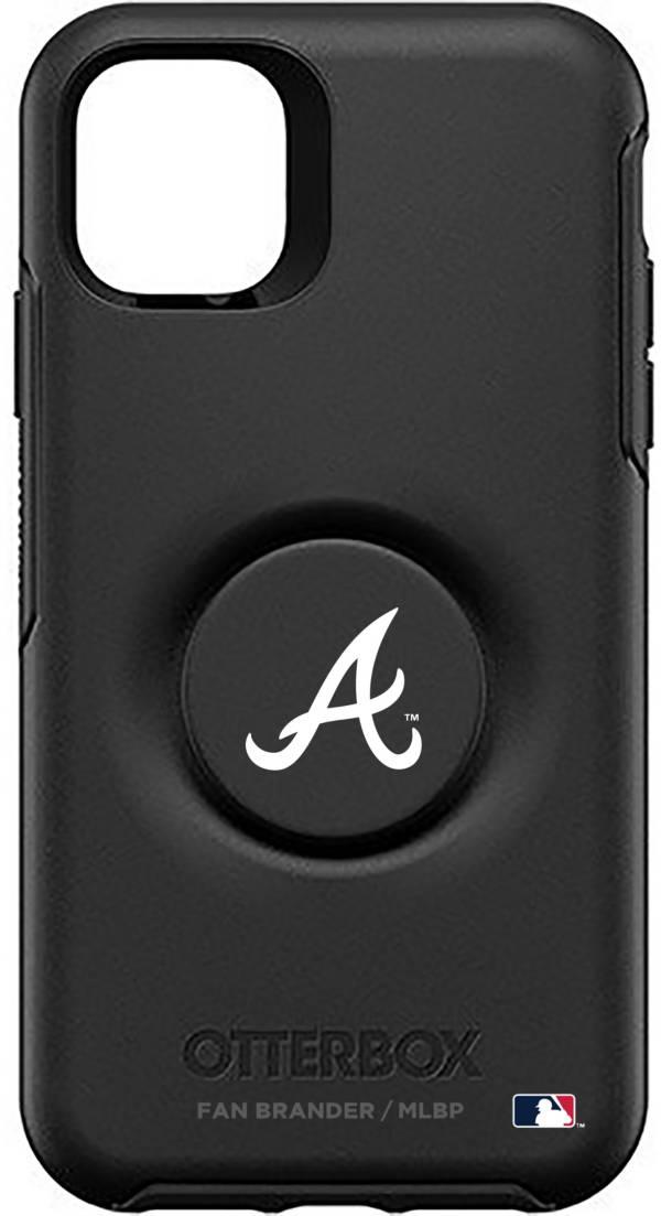 Otterbox Atlanta Braves Black iPhone Case product image