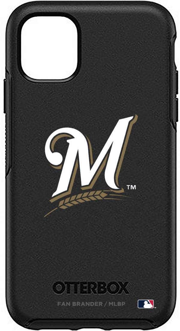 Otterbox Milwaukee Brewers Black iPhone Case product image
