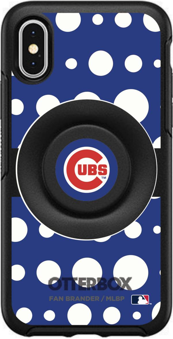 Otterbox Chicago Cubs Polka Dot iPhone Case with PopSocket product image