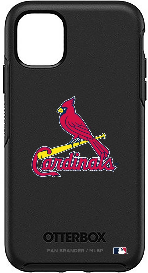 Otterbox St. Louis Cardinals Black iPhone Case product image