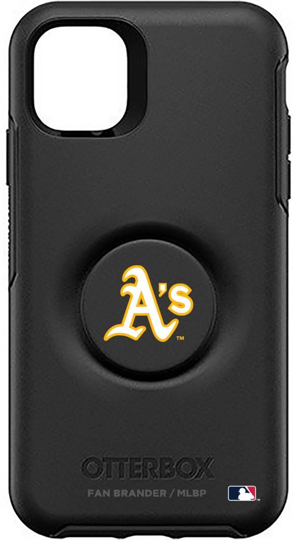 Otterbox Oakland Athletics Black iPhone Case product image