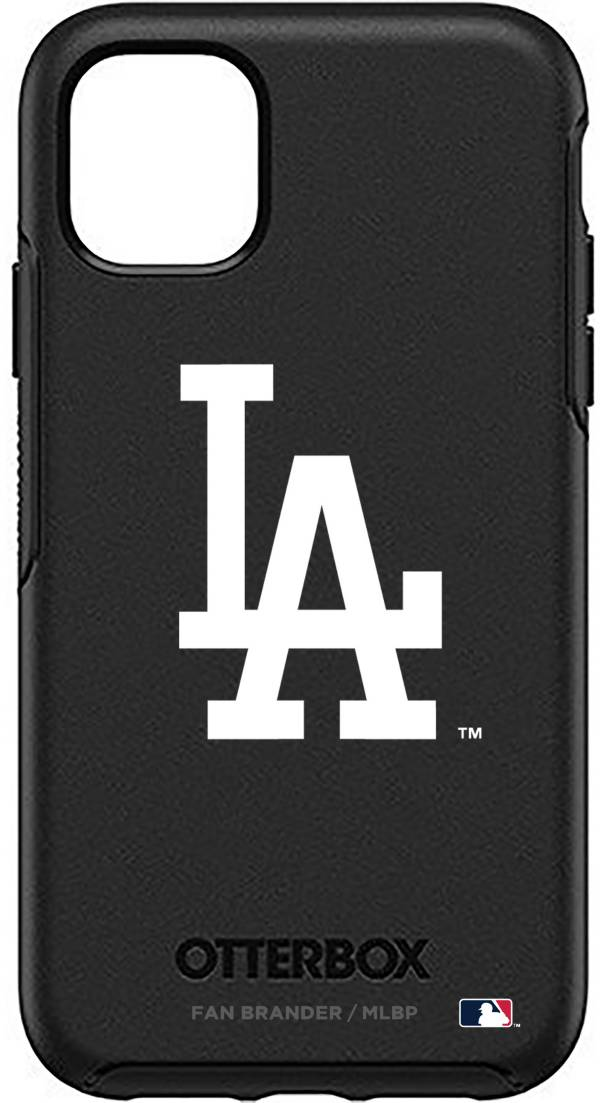 Otterbox Los Angeles Dodgers Black iPhone Case product image