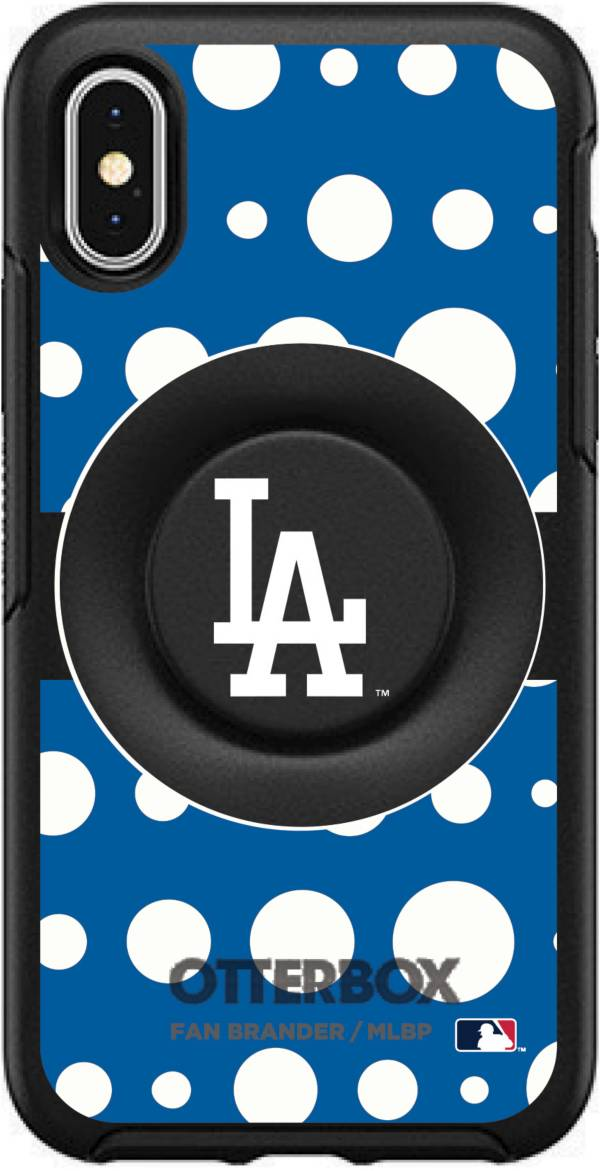 Otterbox Los Angeles Dodgers Polka Dot iPhone Case with PopSocket product image
