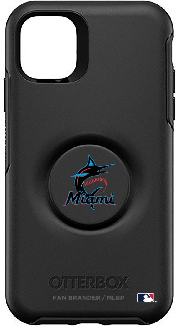 Otterbox Miami Marlins Black iPhone Case product image