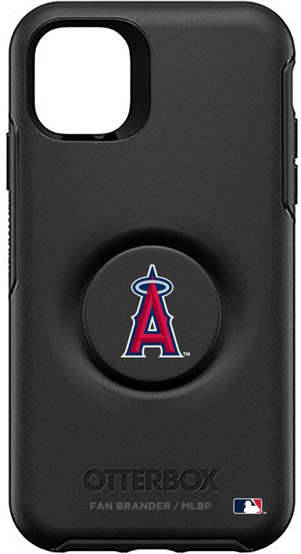 Otterbox Los Angeles Angels Black iPhone Case product image