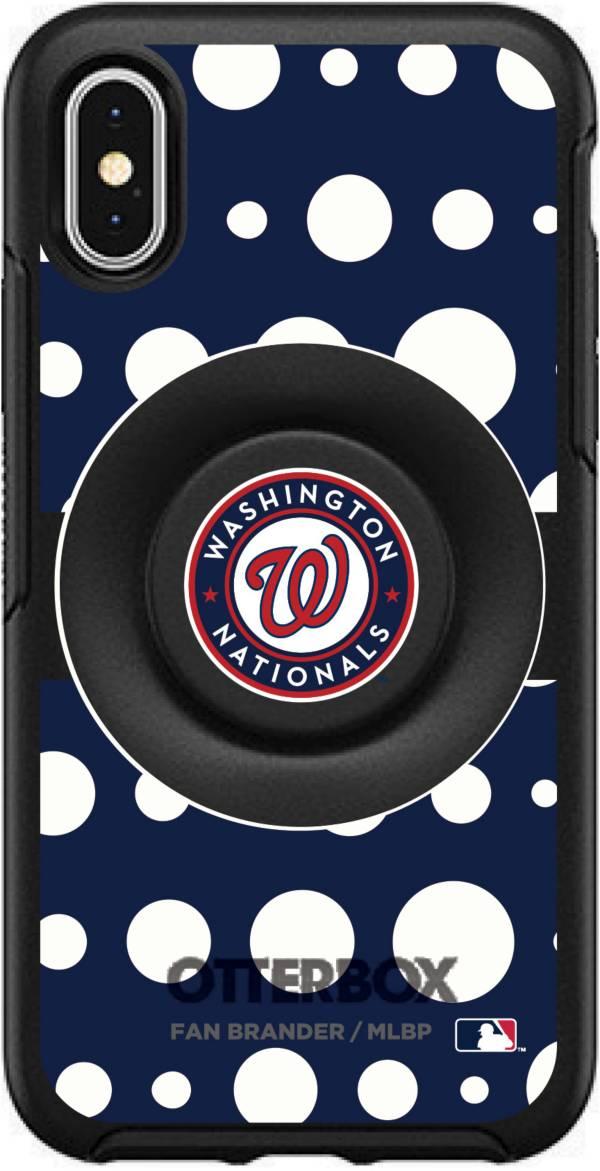 Otterbox Washington Nationals Polka Dot iPhone Case with PopSocket product image