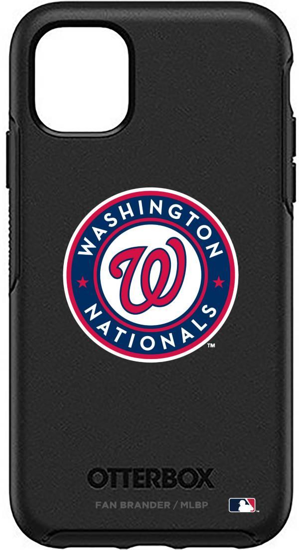 Otterbox Washington Nationals Black iPhone Case product image