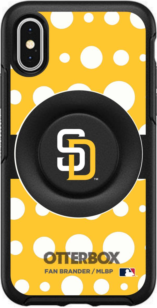 Otterbox San Diego Padres Polka Dot iPhone Case with PopSocket product image