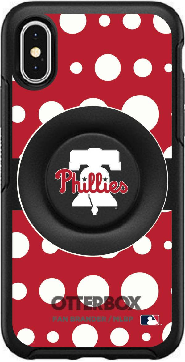 Otterbox Philadelphia Phillies Polka Dot iPhone Case with PopSocket product image