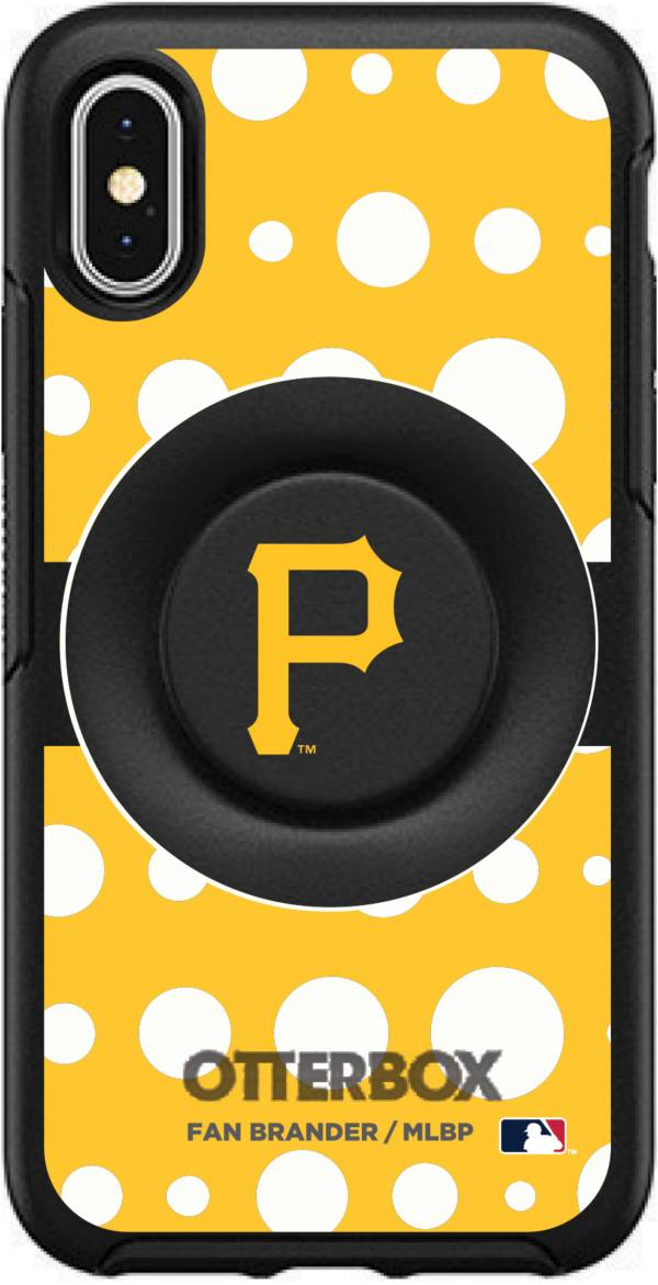 Otterbox Pittsburgh Pirates Polka Dot iPhone Case with PopSocket product image