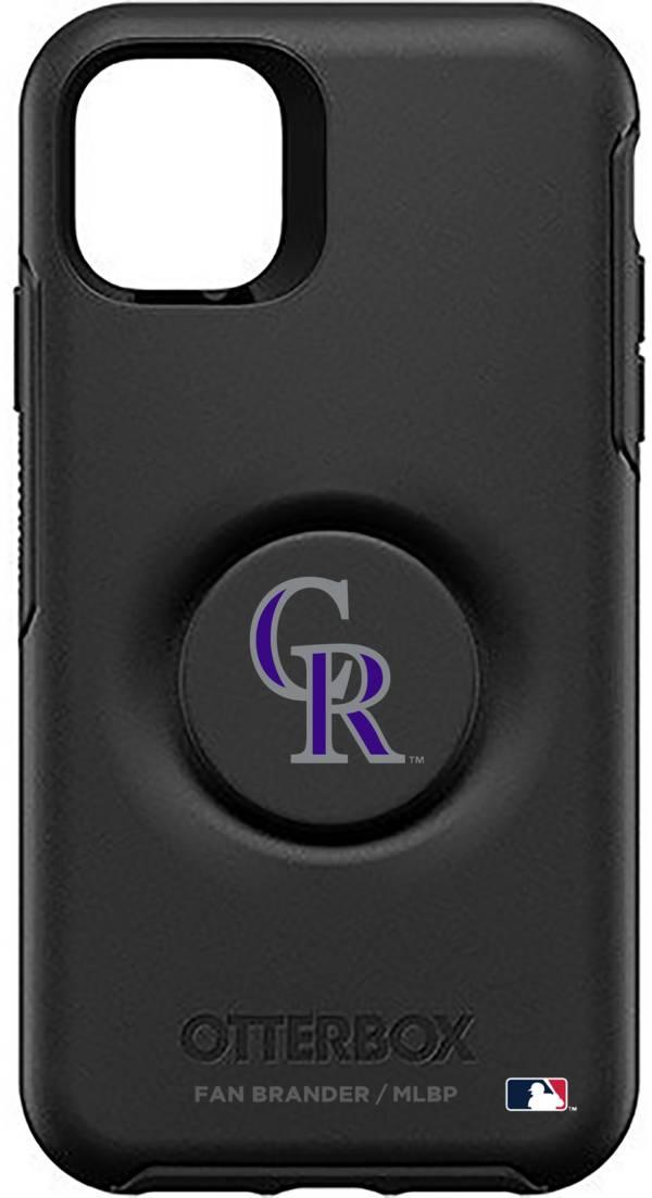 Otterbox Colorado Rockies Black iPhone Case product image